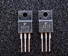 5x 2SJ313-Y and 5x 2SK2013-Y TOSHIBA Audio Power MOSFET