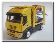 IVECO Trailer Truck Diecast Car Model 1:43