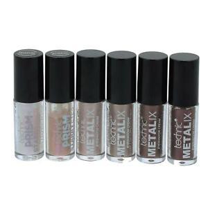 Metallic Cream Eyeshadow Holographic Eye Shadow Technic Bronze Gold White Purple