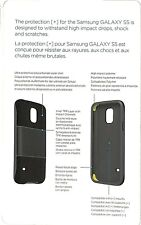 BEST Case for Samsung Galaxy S5 Blue Rugged Protection +
