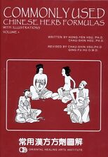 Commonly Used Chinese Herb Formulas - with illustrations: Vol 2 (2nd Editon)