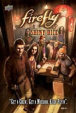 Upper Deck Firefly Shiny Dice Game Box New