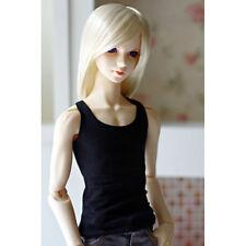 06# Black Vest/T-shirt/Outfit 1/4 MSD DOD BJD Dollfie