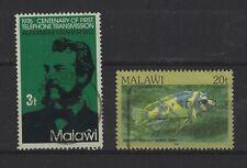 Lot Malawi, gestempelt, s. Scan (43)
