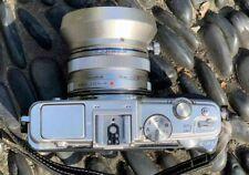 Olympus M.Zuiko 17mm F/1.8-22 Aspherical Lens, Silver