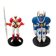 Tatsunoko Production 40th Tekkaman Set 2 Figure Tekkaman & Pegas Originale
