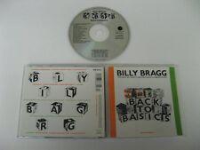 Billy Bragg back to basics - CD Compact Disc