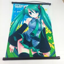 Anime VOCALOID Hatsune Miku Home Decor Poster Wall Scroll 36*53cm