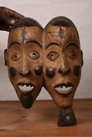 "Details about  /Pende /""dance initiation Mask/"" Zaire African Tribal Art 35mm Slide"