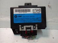 02 NEON P04671879AB  REMOTE ENTRY RECEIVER COMPUTER MODULE - W33 103651