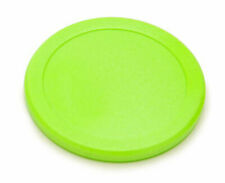 """Official Valley-Dynamo Air Hockey Table Puck - Fluorescent Green - 3-1/4"""""""