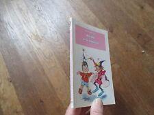 BIBLIOTHEQUE ROSE OUI OUI le magicien enid blyton 1996 02