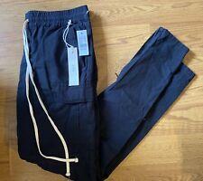 Fear of God Essentials Cargo Pants - Black - Large