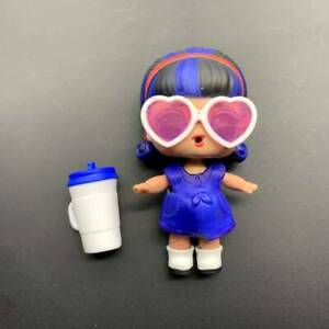Big Sister UNDER WRAPS POP HEART Series 4 DOLL Toy - COLOR CHANGER new