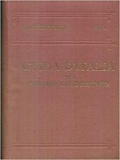 Guida D'Italia Del Touring Club Italiano Vol I - Italia Meridionale,L. V. Bertar