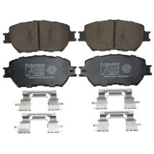 Disc Brake Pad Set Front Federated D908C