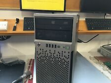 HP Proliant  ML310e Gen8 Tower Server Intel i3 3220  3.3Ghz 8GB RAM 2 x 1TB