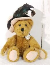 "Chanel de la Plumtete The Archive Series 6 1/2"" Boyds Bear Retired #9184"
