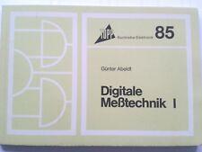 Topp Buchreihe Elektronik Nr.85,(Digitale Meßtechnik)