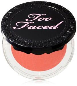 Too Faced Full Bloom Cheek & Lip Creme Color Blush Prim & Poppy    NEW in box