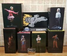 QMX Mini Masters Firefly Serenity Figures  BNIB loot crate exclusive