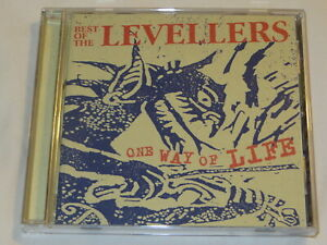 LEVELLERS One Way Of Life - The Best Of  (CD 1998)