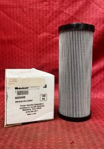 PARKER 932340Q HYDRAULIC FILTER ELEMENT REPLACEMENT