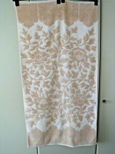 "VINTAGE RETRO Cotton Camper Van Bath Towel & Matching Hand 26"" x 47"""