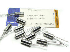 10x Siemens KS Prazisions-Kondensator, 15000 pF = 15 nF / 63V, 2%, abgeschirmt