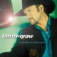 TIM McGRAW - A PLACE IN THE SUN CD *NEW*
