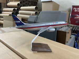 USAir 737-300 Model Airplane 1/100 Scale