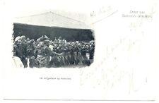 NED INDIE   DUTCH INDIES 1901 AK SUMATRA LS  # EMMAHAFEN # BLAUW  PR EX