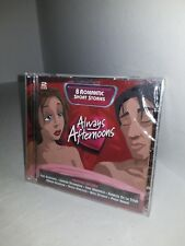NEW FACTORY SEALED ALWAYS AFTERNOONS 8 ROMANTIC SHORT STORIES 2 CD   SET  P10