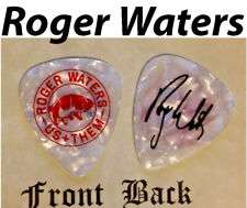 Waters Roger Waters concert tour logo novelty signature guitar pick (W RW-R8)