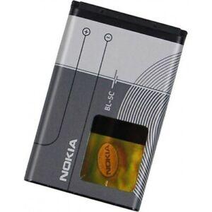 Original OEM Nokia BL-5C Battery N-Gage N70 N71 N72 N91 E50 E60 7610 6822 6820