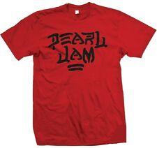 AUTHENTIC PEARL JAM DESTROY LOGO ROCK MUSIC PUNK ADULT T TEE SHIRT L
