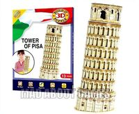 LEANING TOWER OF PISA 3D PUZZLE Jigsaws Construction Kits Model Italy Italia