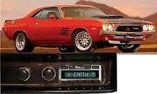 New USA-630 II* 300 watt '70-74 Dodge Challenger Stereo Radio AM FM iPod USB Aux