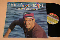 CELENTANO LP I MIEI AMERICANI AUDIOFILI EX++ COME NUOVO 1°ST ORIGINALE !!!!!!!!!