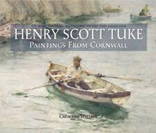 Henry Scott Tuke Paintings from Cornwall by Catherine Wallace (Hardback, 2008)