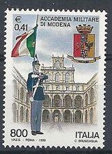 1999 ITALIA ACCADEMIA MILITARE DI MODENA MNH **