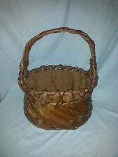 Ikebana Japanese basket style featured Architectural Digest bamboo