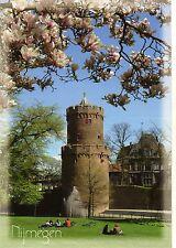 Postcard Kronenburgerpark Nijmegen Netherlands / post card Ansichtkaart