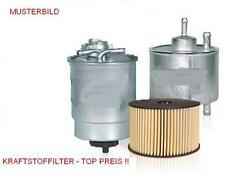 DIESELFILTER KRAFTSTOFfFILTER - OPEL ZAFIRA B - 1.9 CDTi
