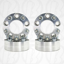 """4 Wheel Spacers Adapters 2""""  5x5.5(139.7mm) FORD F-150, BRONCO   DODGE RAM 1500"""