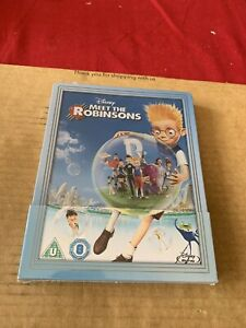 Meet the Robinsons Blu Ray Zavvi Steelbook UK Ltd Edition New & Sealed Disney