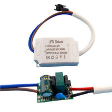 AC 85v-265v to DC 12v LED Electronic Transformer Power Supply Driver 3x1w