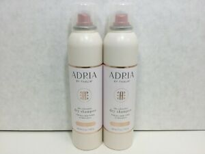 Adria By Thalia The Refresher Dry Shampoo For All Hair Types 5oz, Lot of 2