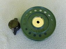 Vintage Alcedo Oceanic Spinning Reel Extra Spool & Drag Tightening Cap Nos Cond.
