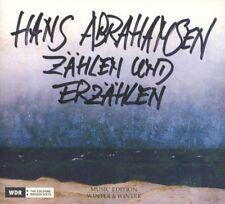 WDR SINFONIEORCHESTER KÖLN-ZÄHLEN UND ERZÄHLEN-FOUR PIECES FOR ORCHESTRA/CD NEUF
